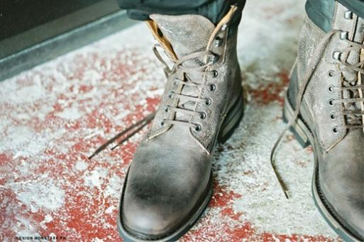 combat boots for respectable people
