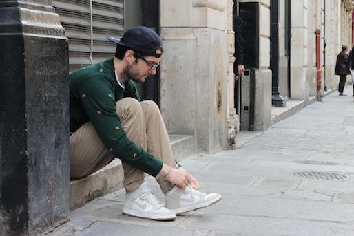 sneakers simple efficient