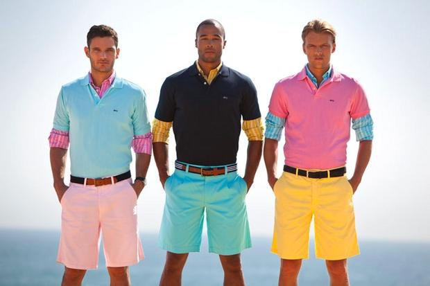 The total preppy look