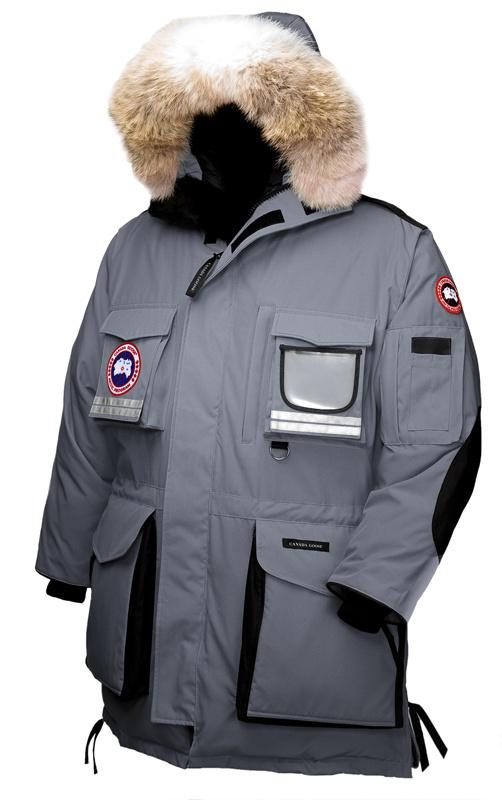 canada goose made in china