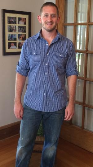 Blue-Gingham-Shirt-From-Fashion-Stork