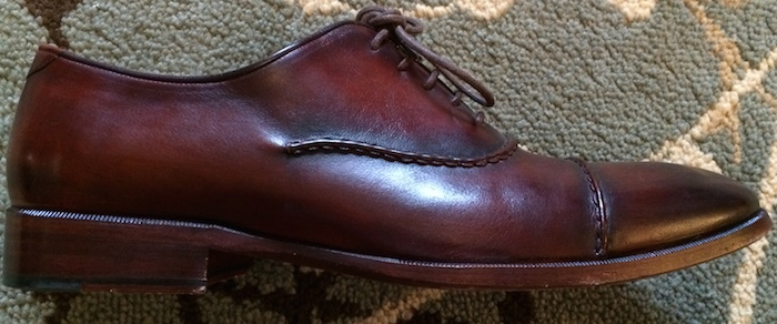 M Andrews Italian Shoe - Clayton