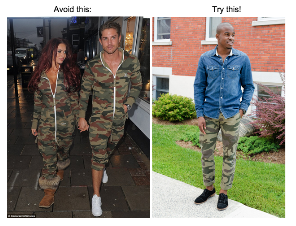 how-to-wear-camo-properly