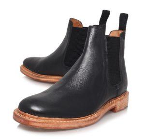 Kurt Geiger Denton leather winter boots for men