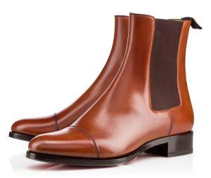Louboutin Antonio Leather Calf winter boots for men