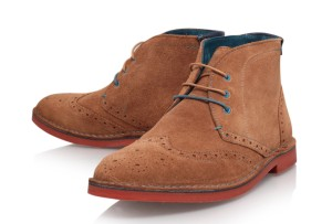 Ted Baker Kiddie winter boots for men