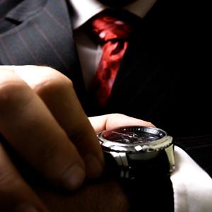 Wear a good watch