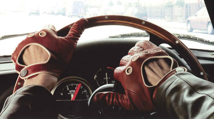 fashion accessories for men - driving gloves