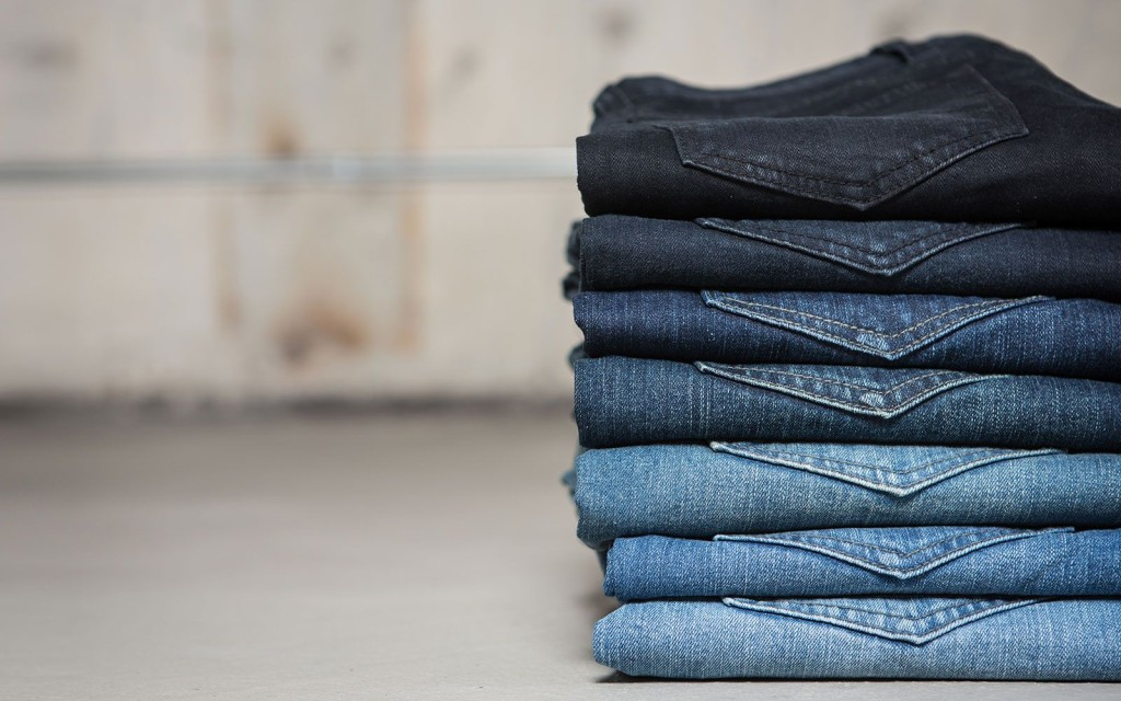 Washes of Jeans