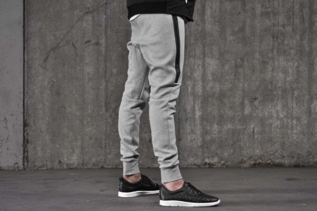 Grey Tech Fleece