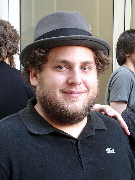 Jonah Hill wearing a Fedora