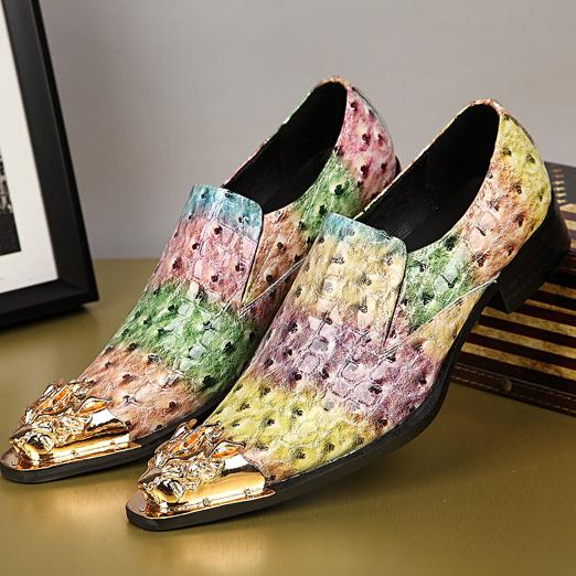 colorful shoes for men
