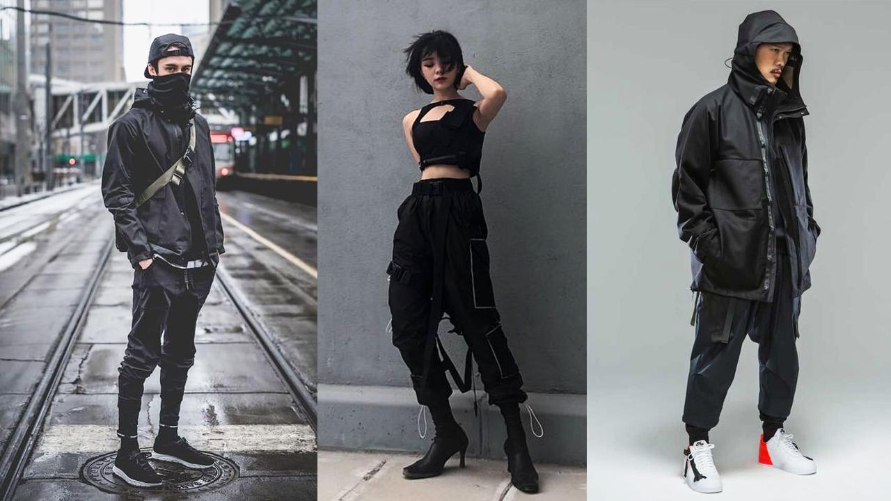 Techwear Guide - Kinowear Fashion Advice for 2021 and beyond
