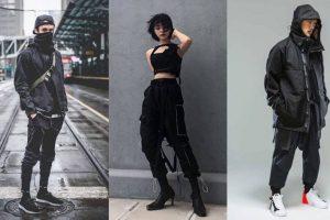 How to Dress Techwear